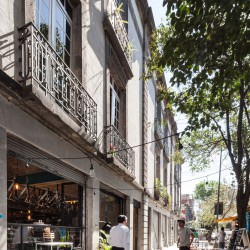 Cadaval & Sola-Morales . CH 139, Mixed Use Building . Mexico City (40)