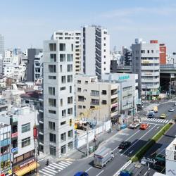 Hiroyuki Ito . Tatsumi Apartment House . Tokyo (1)
