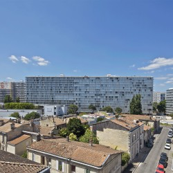 Lacaton&Vassal . Transformation of 530 dwellings, block G, H, I . Bordeaux (1)