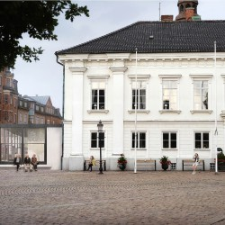 Petra Gipp  . THE OLD COURT HOUSE . Stortorget (2)