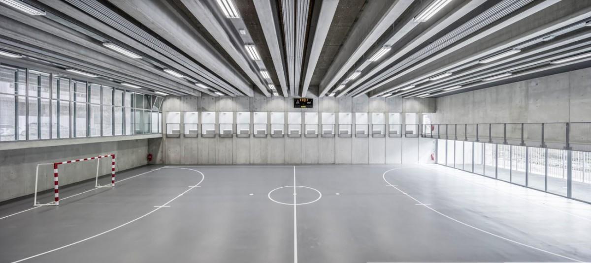 CAB . Ariane futsal sports complex . Nice (11)