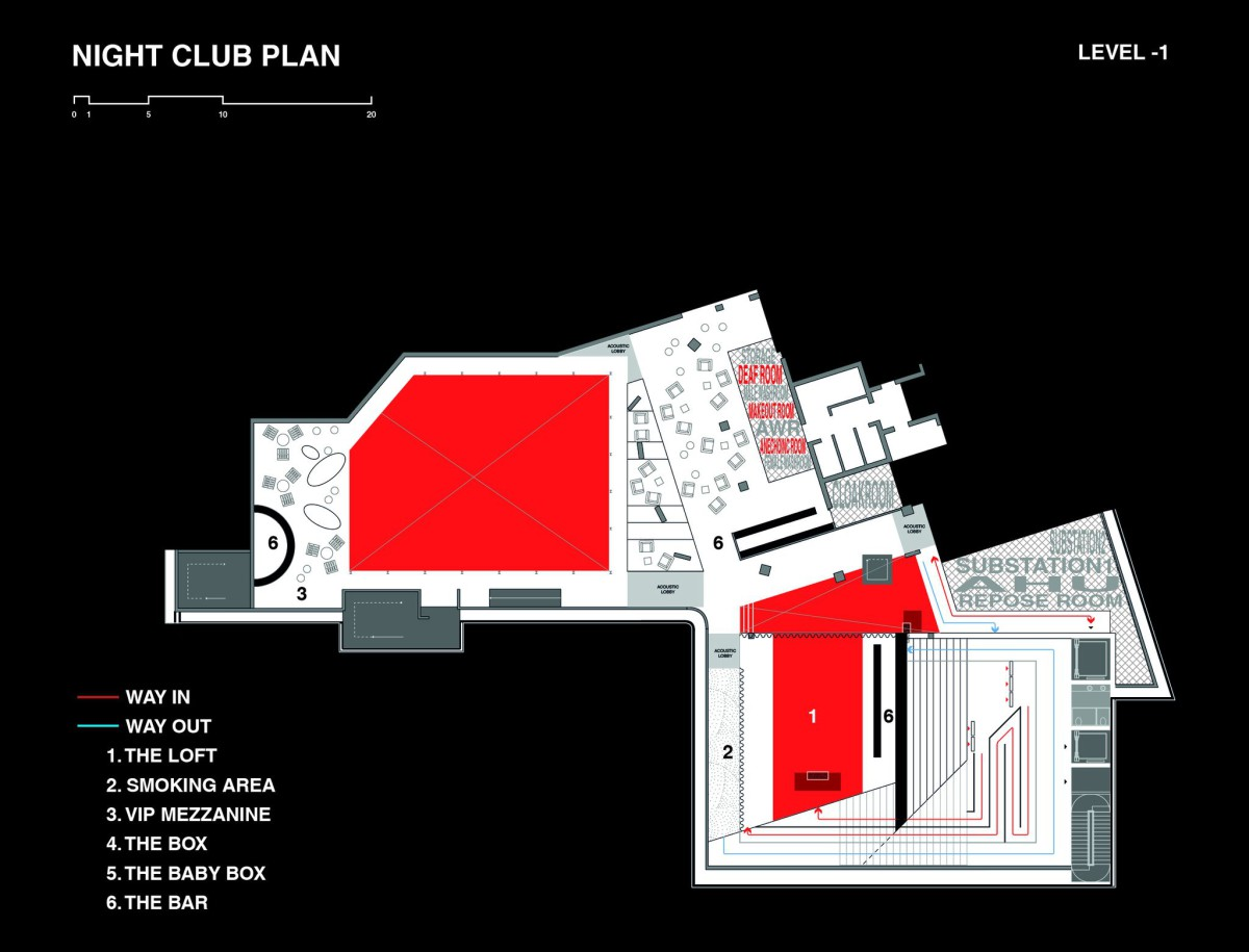 OMA . Ministry Of Sound II . London (7)