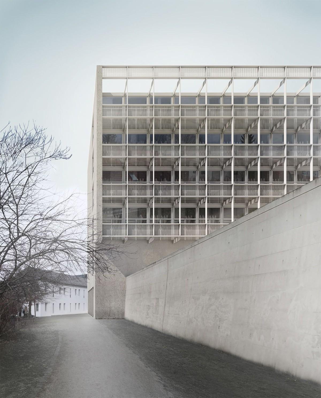 Almannai Fischer . Student Housing . Weimar  (1)