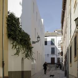 Elisa  Valero  . VIVIENDAS EXPERIMENTALES . Granada  (4)