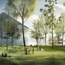 Herzog & de Meuron . Skolkovo Institute of Science and Technology . Moscow (2)