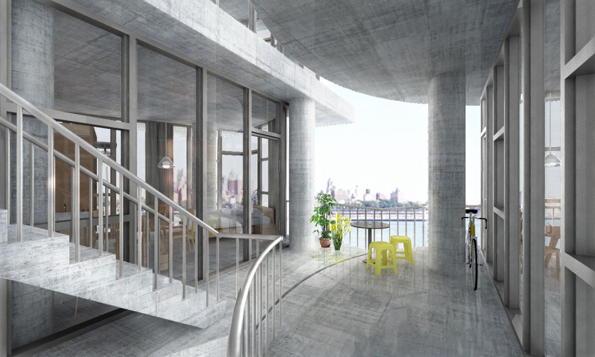 Kwong Von Glinow .  The Table Top Apartments . New York City (10)