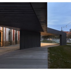 Contell-Martínez . REHABILITATION OF THE OLD RAILWAY STATION . BURGOS  (5)