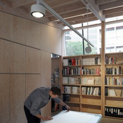 Feilden Fowles . Studio . London (9)