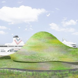 junya ishigami . passenger service center . port of kinmen (1)