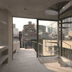o+h . HUT AND TOWER HOUSE . Tokyo  (7)