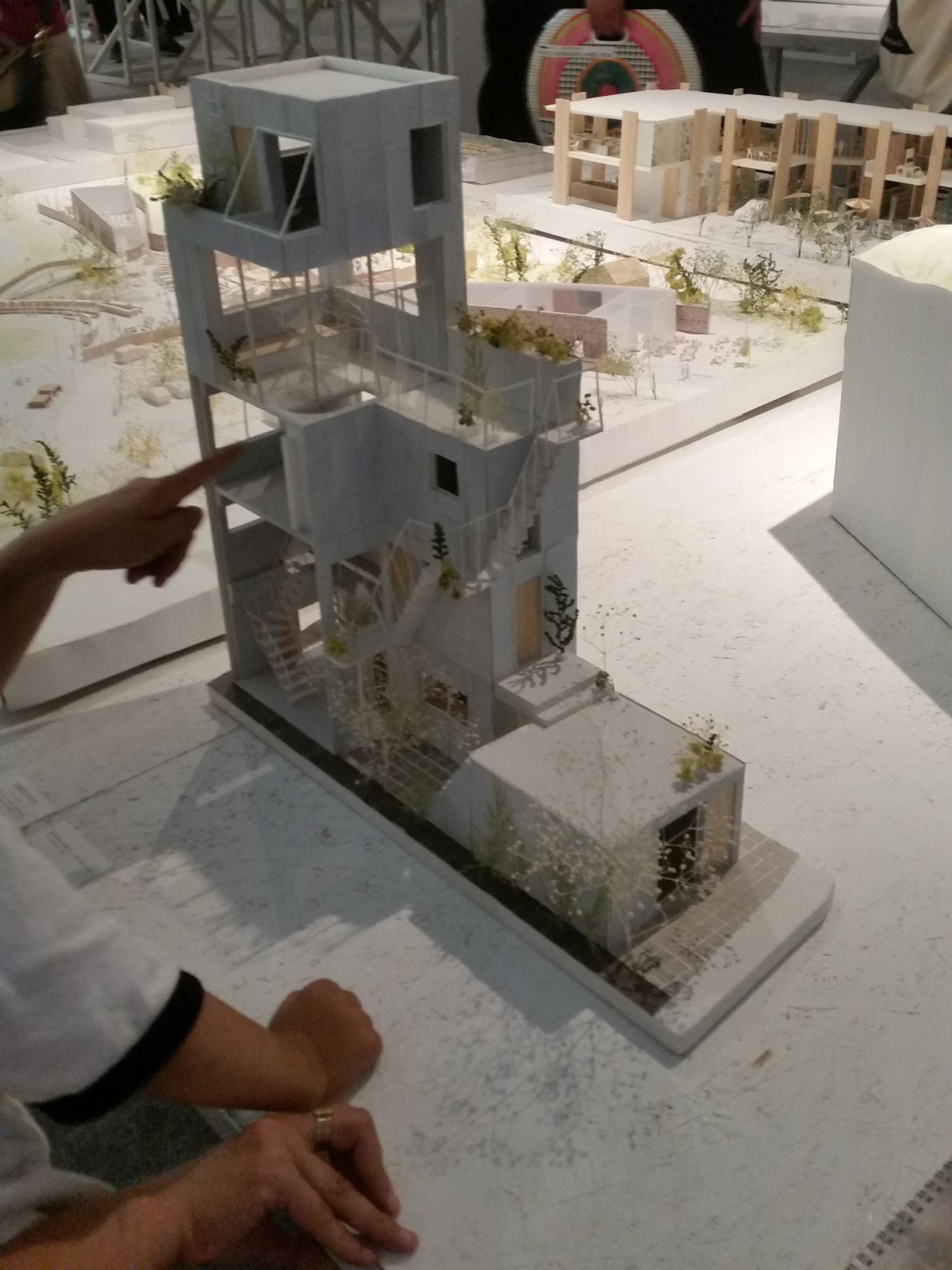 o+h . HUT AND TOWER HOUSE . Tokyo  (8)