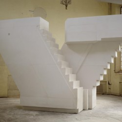 Untitled (Stairs) . 2001