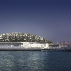 Jean Nouvel . the Louvre museum . Abu Dhabi (1)