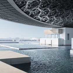 Jean Nouvel . the Louvre museum . Abu Dhabi (3)