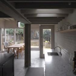Sergison Bates . terraced House remodelling . Fulham (4)