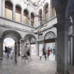 David Chipperfield . The Human Safety Net headquarters . Venice (3)
