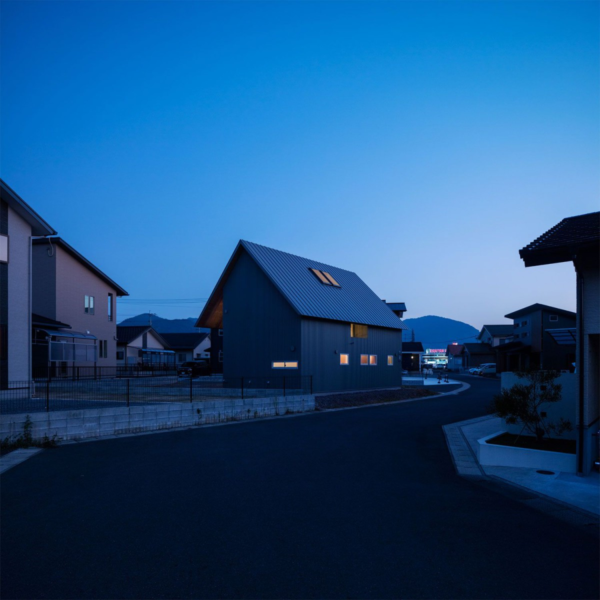 Yabashi . single-family house . Bungo Takada (5)