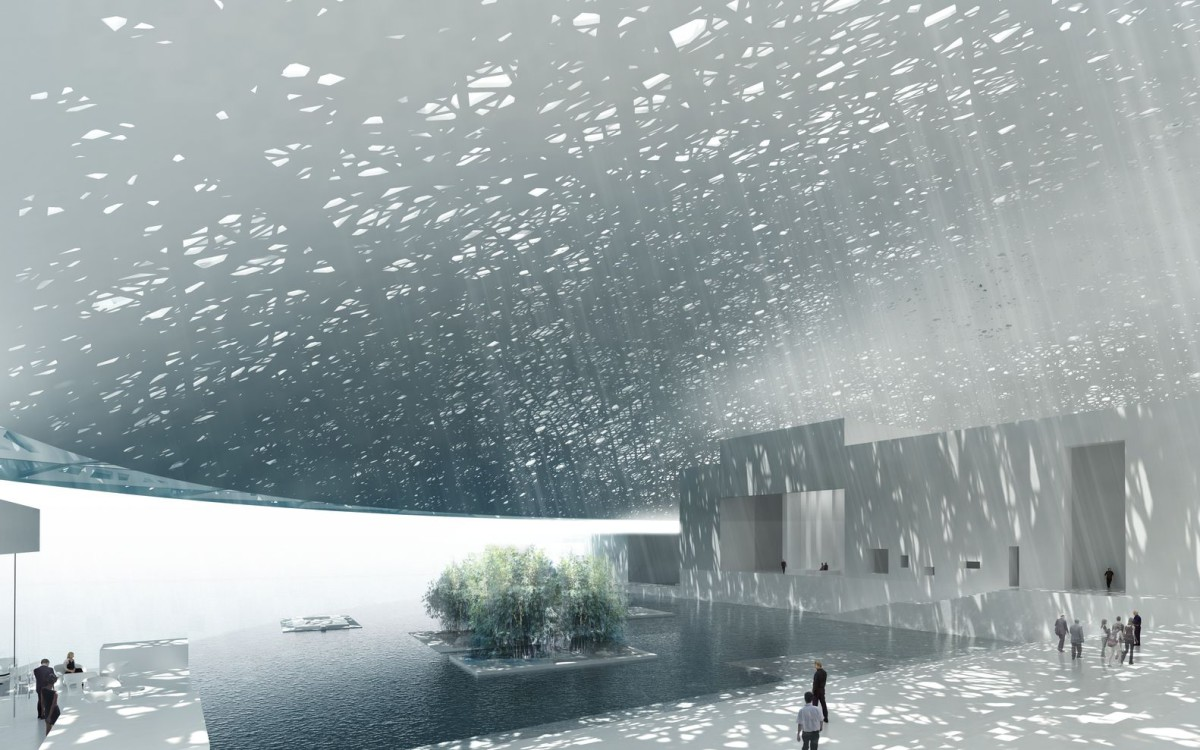Jean Nouvel . the Louvre museum . Abu Dhabi (5)