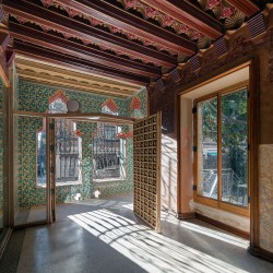 Lapeña Torres  . Daw . Casa Vicens . Barcelona (11)