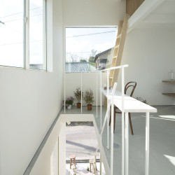 studio velocity . House with Retaining Wall of the Town . Mie (11)