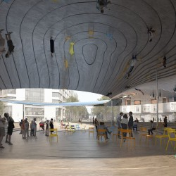 COBE . BRUT . From roundabout to urban agora . Brussels (4)