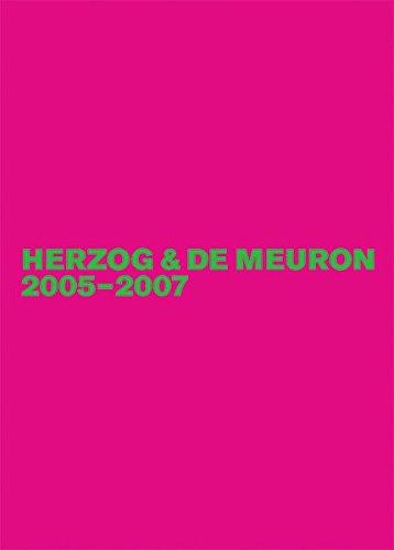 Herzog & de Meuron . 2005-2007 (1)