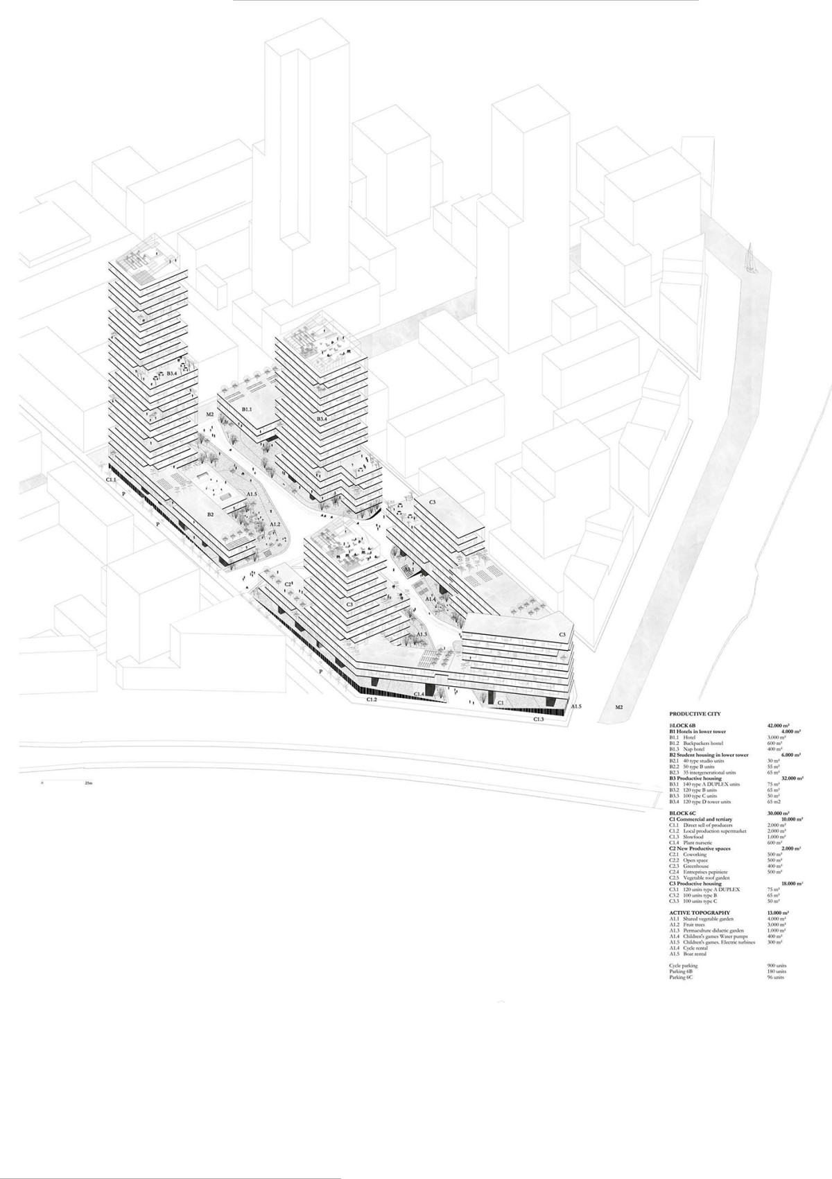 Juan Socas . The floor is lava . Europan 14 . Amsterdam Sluisbuurt (2)