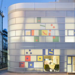 Steven Holl . The Maggie's Centre Barts . London (2)