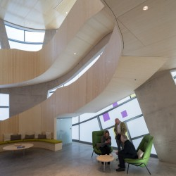 Steven Holl . The Maggie's Centre Barts . London (7)