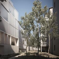 Arquitecturia Camps Felip . Lützowufer Residential Building . Berlin (2)
