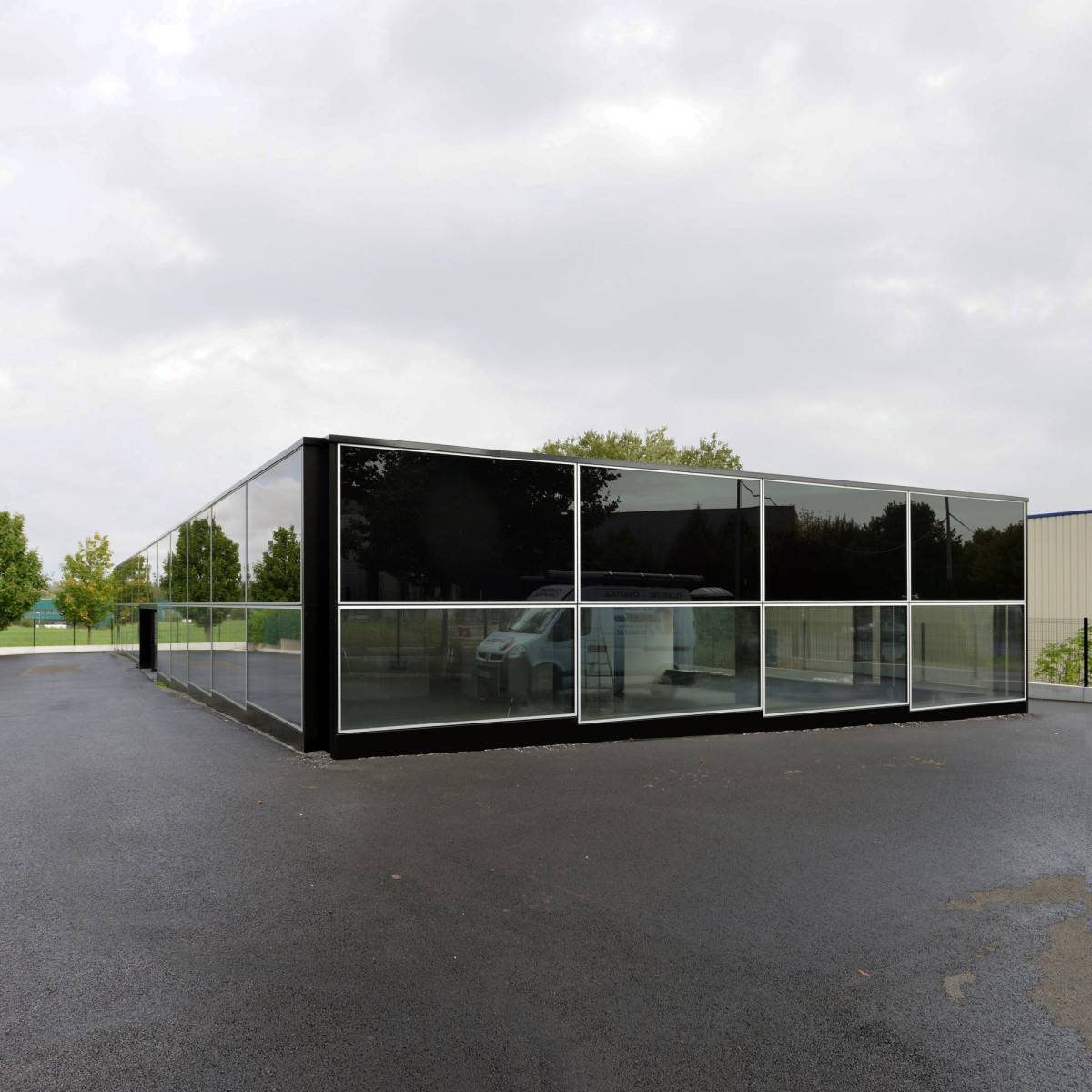 Muoto . Office building . Moussy-le-neuf    (1)
