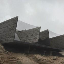 Smiljan Radic . Hidden house . Lima