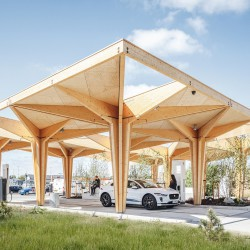 cobe . charging station for electric vehicles. fredericia afasia (3)