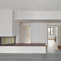 sabarchitekten . Renovation and extension of a townhouse . Basel  (14)