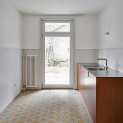sabarchitekten . Renovation and extension of a townhouse . Basel  (4)
