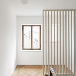sabarchitekten . Renovation and extension of a townhouse . Basel  (9)