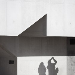 Alvaro Siza . Church of Saint-Jacques de la Lande . Rennes (31)