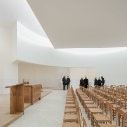 Alvaro Siza . Church of Saint-Jacques de la Lande . Rennes (53)