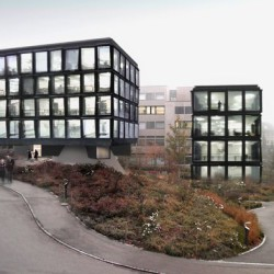 Herzog & de Meuron . West Wing Extension of Helvetia Head Office . St. Gallen (15 (3)