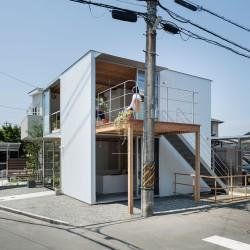 suzuki . gré  Square house . Shizuoka (2)