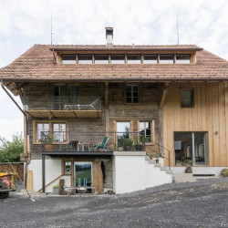 Andreas Pizza . Alte Kappelerstrasse Housing Renovation . Uerzlikon (2)