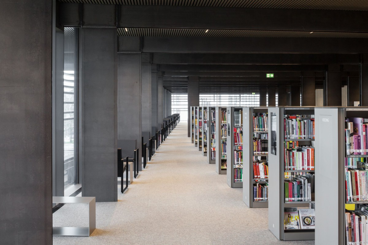 RCR . COUSSÉE & GORIS . De Krook  city library . Ghent (23)