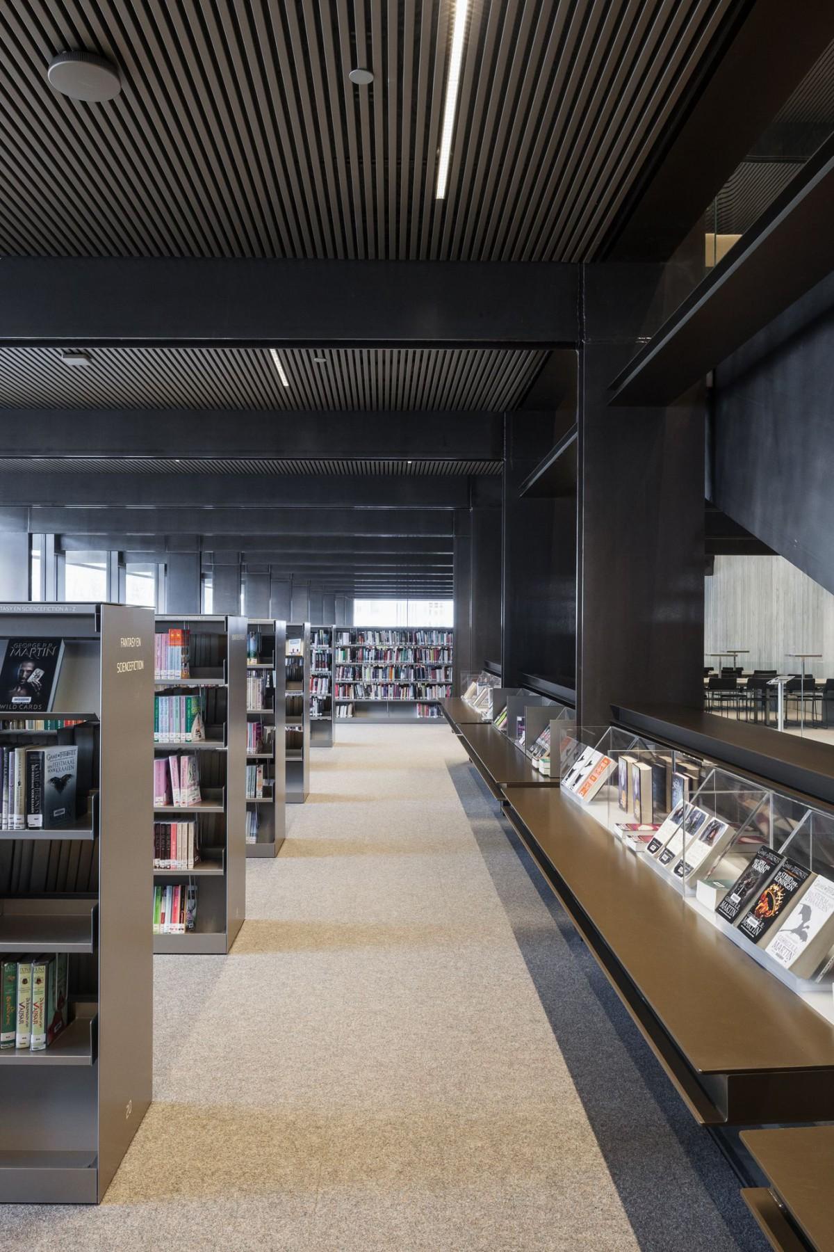 RCR . COUSSÉE & GORIS . De Krook  city library . Ghent (31)