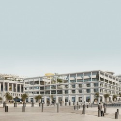 NP2F . Point Supreme . New Mediterranean Institute of Cities and Territories . Marseille (1)