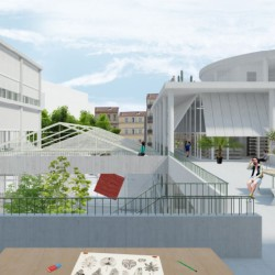 NP2F . Point Supreme . New Mediterranean Institute of Cities and Territories . Marseille (2)