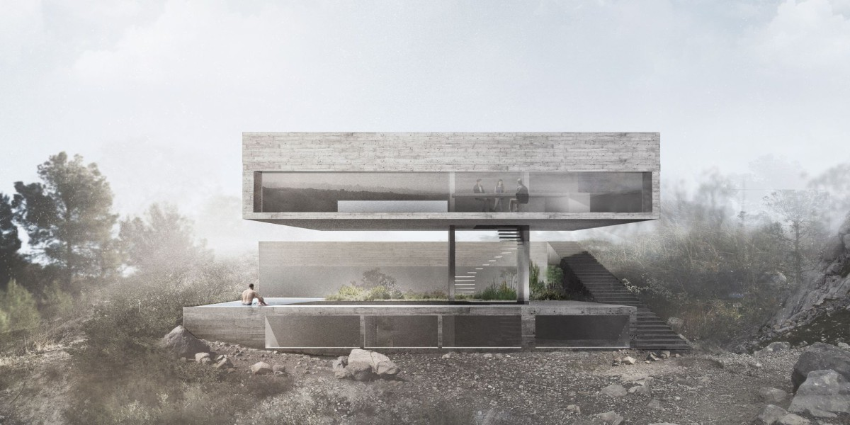 RICA STUDIO . Periscope House . Torrelodones  (1)