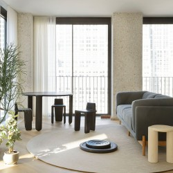 David Chipperfield . The Bryant apartment . New York (2)