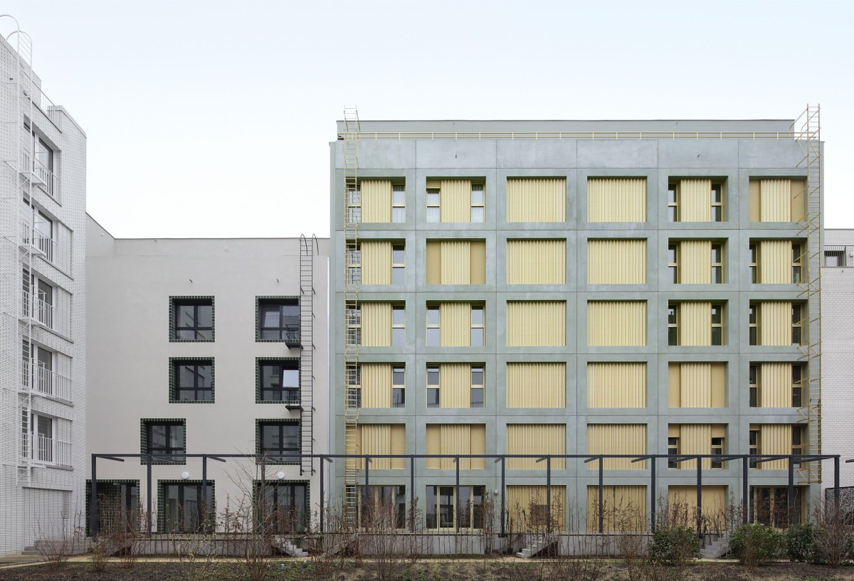 Meta Architectuurbureau . Cadix Housing Complex . Antwerp (5 0) (2)