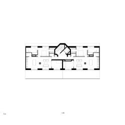 OFFICE . Cadix Housing Complex . Antwerp (13)