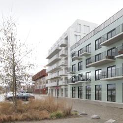 OFFICE . Cadix Housing Complex . Antwerp (3)